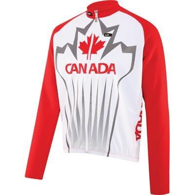 Buy Low Price Louis Garneau 2010/11 Men's Semi-Relax Long Sleeve Cycling Jersey – 0823166 (B003ZHXQ88)