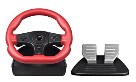 PlayStation 3, PS2, PC - Carbon GT Racing Wheel