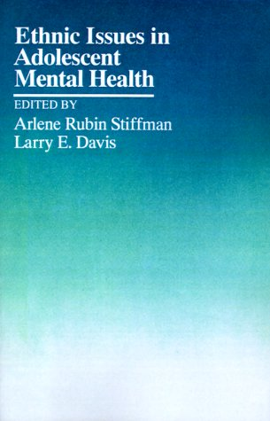 Ethnic Issues in Adolescent Mental Health