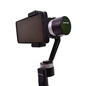 kumbacam 3 axis smartphone stabilizer selfie stick on steroids camera photo. Black Bedroom Furniture Sets. Home Design Ideas