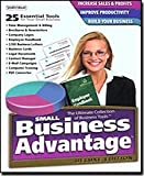 Small Business Advantage Deluxe Ed. 2008
