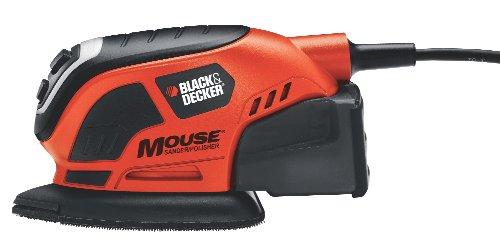 ブラックアンドデッカー(BLACK+DECKER) マウスサンダー KA1000