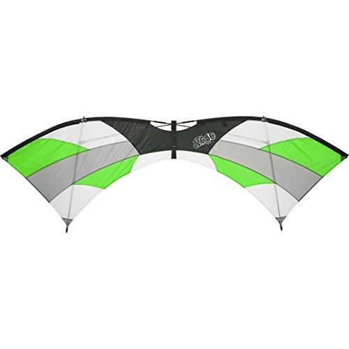 HQ Kites and Designs Mojo Jungle Quad Line Sport Kite (Quad Kite Line compare prices)