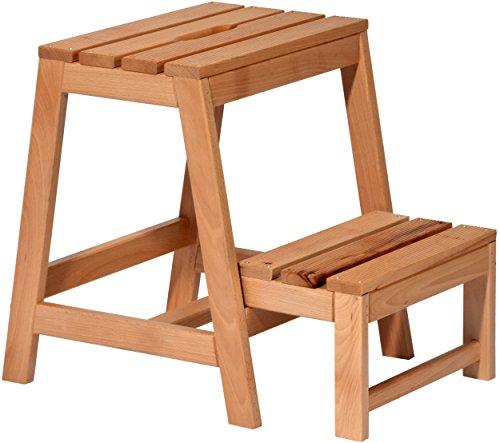 dobar-Stabiler-Klapphocker-aus-FSC-Holz-2-Stufen-Tritthocker-klappbar-5339-x-38-x-45-cm-buche-massiv-29730FSC