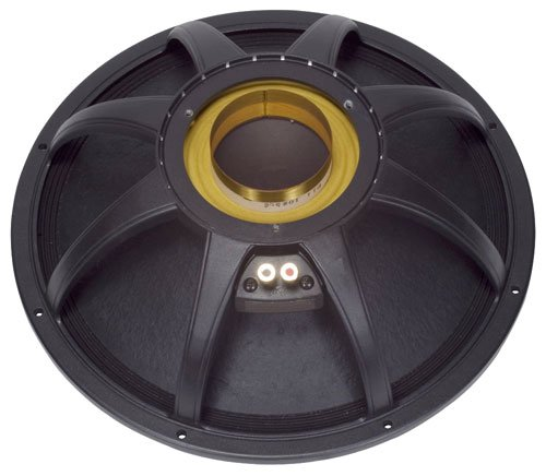 Peavey 1801-8 LT BW 18 Inch 8 Ohm Replacement Basket