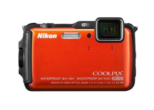 Nikon デジタルカメラ AW120 防水