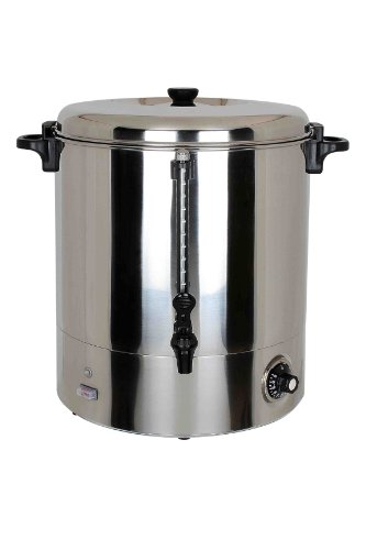 Solo Su150 Commercial Stainless Steel 150Cup Hot Water Urn With Manual Temperature Control