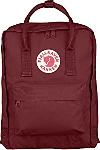 Fjallraven Kanken Daypack, Ox Red