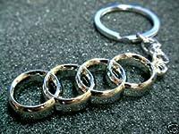 Audi Keychain (logo)