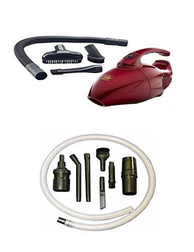 Fuller Mini Maid Handheld Vacuum and 7 Extra Attachment Pc Set (Vacuum Pc Cleaner compare prices)