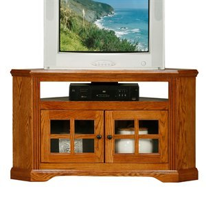 Image of Eagle Industries 93534MD-WP Ridge Corner Cart TV Stand (B004Q8WZXC)