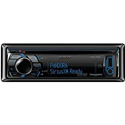 See AWM Kenwood Kdc-452U Single-Din In-Dash Cd Receiver - Cd Head Units Details