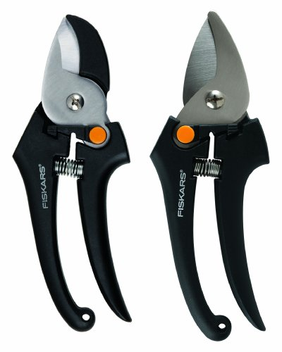 Fiskars 76126935J Anvil and Pruner Set
