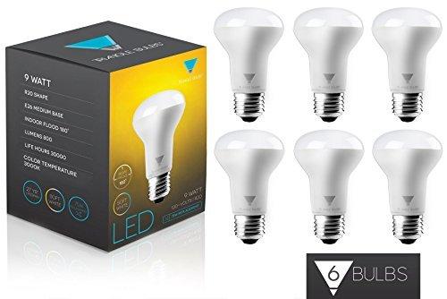 Triangle Bulbs T95059-6 (6 pack) - 9-Watt (50-Watt)