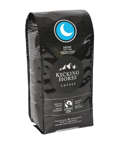 Kicking Horse Coffee, Decaf, 1 Pound