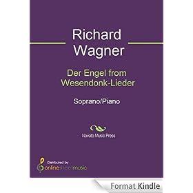 Der Engel from Wesendonk-Lieder - Score