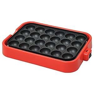 Electric Takoyaki Pan Pancake Puffs - 24 molds
