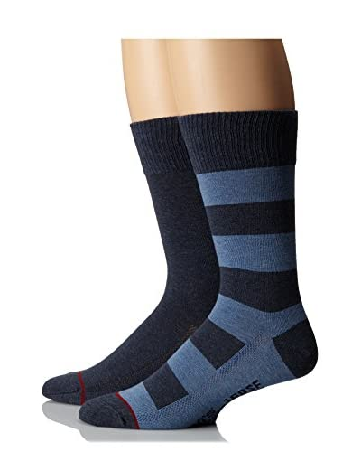 Levi's Men's 168 Needle Rugby Stripe 2 Pack