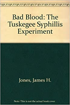 bad blood the tuskegee syphilis 'bad blood': descendants of tuskegee syphilis study subjects emerging from shadows a class-action lawsuit filed in 1973 by the men who were studied without their knowledge has outlived them all.