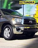 2010 Toyota Tundra pick-up truck vehicle brochure