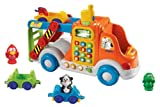 VTech - Pull and Learn Car Carrier