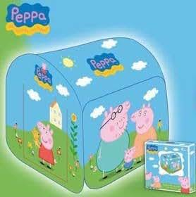 Amazon.com: Peppa PLAY TENT cm 90 x 90 x93 by Peppa Pig: Toys & Games