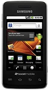 Samsung Galaxy Prevail M820 No Contract 3G Touch Android Smartphone Boost Mobile