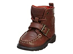 Polo Ralph Lauren Ranger Hi Toddlers Style: 97514TD-BRANDY Size: 4