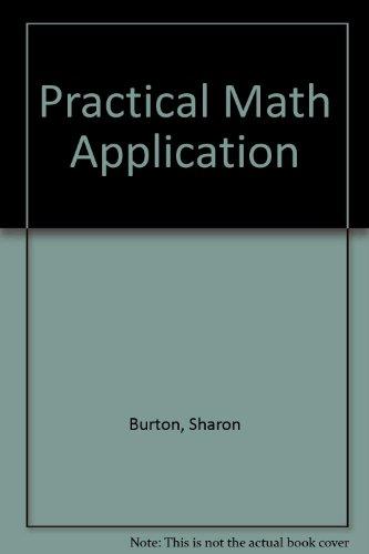 Practical Math Application