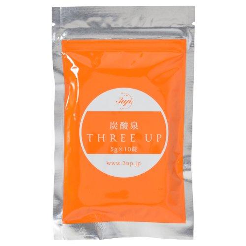 3upスリーアップ 重炭酸イオンタブレット 1袋:5g×10錠