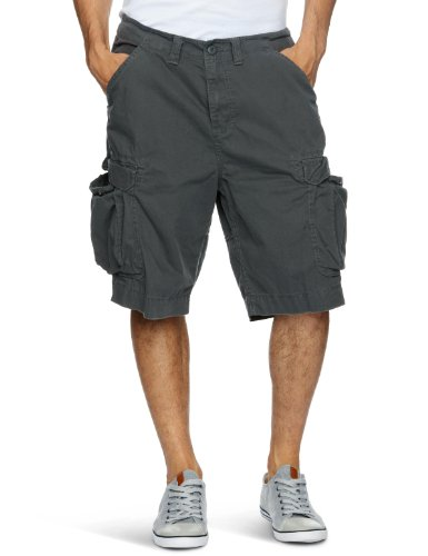 Tommy Hilfiger Awol FT Men's Shorts Ocean Grey W31 IN