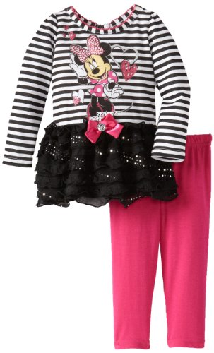 Toddler Minnie Mouse Dress front-2191