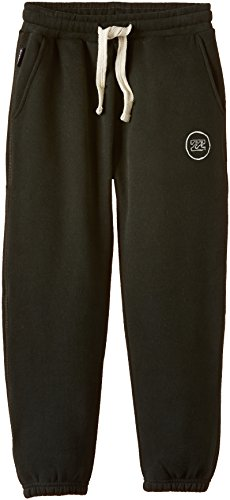 Billabong - Patterson Boys, Pantaloni sportivi per bambini e ragazzi, nero (schwarz - black  (stealth)), 12 anni (152 cm)