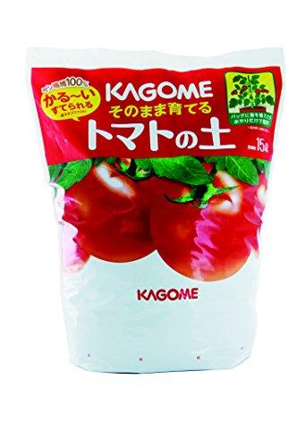 プロトリーフ KAGOME そのまま育てるかる?いトマトの土 15L