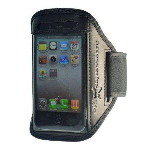 iPhone 4 / iPhone 4S Armband - Black Armband