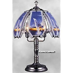 Adresso Luxor Table Lamp Touch Base Touch Table Lamp