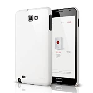 elago G4 Slim Fit Case for at&t, International Galaxy Note - White - ECO PACK