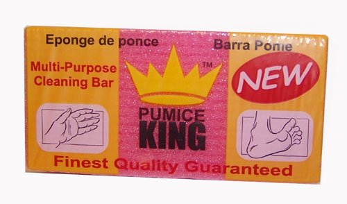 Pumice King Multi Purpose Cleaning Bar various colours)