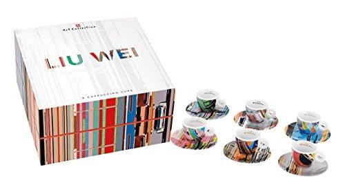 art-collection-liu-wei-illy-lot-de-6-tasses-a-cappuccino