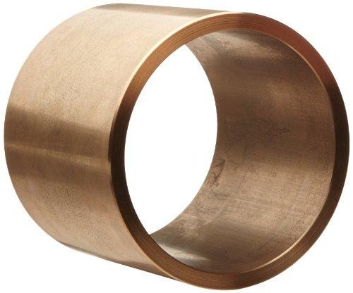 Bunting Bearings EP081008 Sleeve (Plain) Bearings, Powdered Metal SAE 841, 1/2