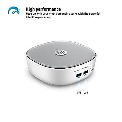 HP Pavilion 300-240 Desktop (Intel Celeron, 2 GB RAM, 32 GB SSD)