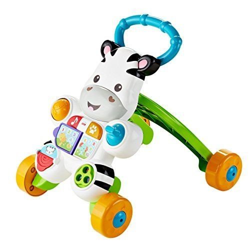 Learn with Me Zebra Walker Baby Toy (Baby Bath Ring Fisher Price compare prices)