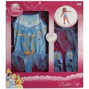 Disney Princess Cinderella Ballet Set