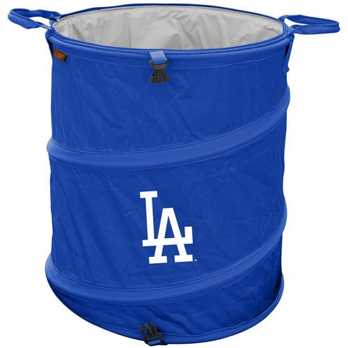 Logo Chair Los Angeles Dodgers MLB Collapsible Trash Can LCC-515-35 at Amazon.com