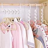 Changeable Clothes Hanger Creative Combinational Adjustable Magic Rack Multifuntional Hook Organizer