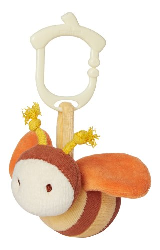 My Natural Clip N Go Stroller Toy, Bumble Bee front-1029