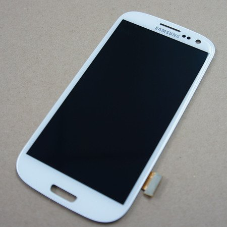 Generic Full Lcd Display Touch Digitizer Glass Compatible For Samsung Galaxy S3