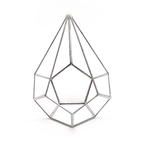 teardrop-small-geometric-glass-terrarium-handmade-glass-planter-modern-planter-for-indoor-gardening-