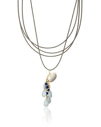 David Aubrey Eliza Multi-Strand Necklace