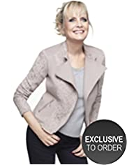 Twiggy for M&S Woman Lace Jacket